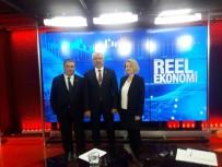 EKONOMİ MUHABİRLERİ DERNEĞİ - Türk Eximbank, İhracatı 5.7 Milyar Dolar Artırdı