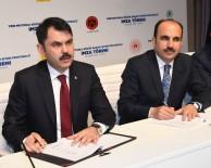 Bakan Kurum, Sosyal Konut Projesi Ve Açılışlar İçin Konya'ya Geliyor