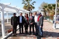 MUSTAFA SARUHAN - Bodrum CHP, Ahmet Aras Etrafında Tek Vücut Oldu