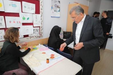 Başkan Adayı Aydın'dan Beykoz'da Kapsamlı Ziyaret