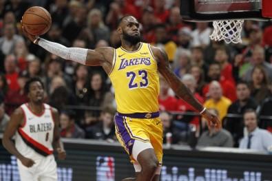 Lakers'ta Lebron James Sezonu Kapadı