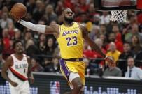 LAKERS - Lakers'ta Lebron James Sezonu Kapadı