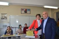 İSMAIL OK - Millet İttifakı Balıkesir Büyükşehir Başkan Adayı Ok Oyunu Kullandı