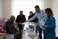 Seyyar Sandıkta Oy Kullanan Vatandaştan Devlete Teşekkür