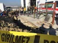 MAHSUNI ŞERIF - Kanalizasyon Çalışmasında Göçük Altında Kalan İşçi Feci Şekilde Can Verdi