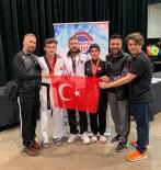 NEVADA - Karabüklü Taekwondocu Amerika'dan Bronz Madalya İle Döndü