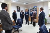 FARUK ÖZDEMIR - Kastamonu Belediye Başkanı Tahsin Babaş;