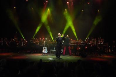 Mazhar Alanson'dan CRR Senfoni Orkestrası İle Muhteşem Konser