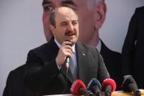 Bakan Varan İlçelerde SKM Açılışı Gerçekleştirdi