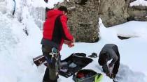 Doğa Sporcuları 'Aşağı Toklu Şelalesi'ni Sevdi