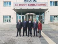 KATSO Başkanı Fındıkoğlu'dan Genel Müdür Yıldırım'a Ziyaret