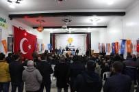 Çatalca AK Parti Belediye Başkan Adayı Mesut Üner Açıklaması 'Çatalca'da 4 Bin'e Yakın Kaçak İnşaat Var'