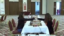 SERDAR KAYA - Satranççı Kız Kardeşlerin Birincilik Rekabeti
