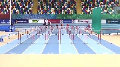 9. INAS Avrupa Salon Atletizm Şampiyonası Başladı