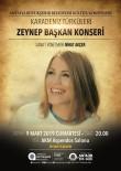 TÜRKÜCÜ - Büyükşehir Belediyesi Kültür Konserleri Devam Ediyor