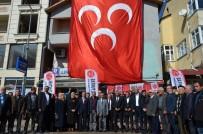 Kastamonu MHP İl Başkanlığı Pınarbaşı Seçim İrtibat Bürosunun Açtı