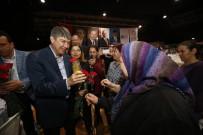 KADIN İŞGÜCÜ - Başkan Türel Belediyenin Kadın Çalışanlarıyla Yemekte Buluştu