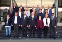 MEHMET ÇAKıR - Ayvalık Belediyesi Meclisi'de Belli Oldu