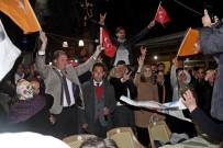Başkan Adayı Hüseyin Çam Saracıkaya'da Seçimi Büyük Farkla Kazandı