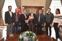ABDURRAHIM ARSLAN - Manisa'da 2. Kalıpçılık Zirvesi Düzenlenecek