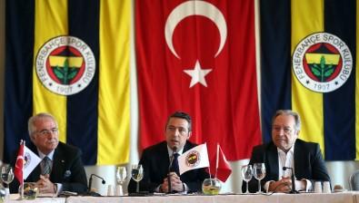 Ali Koç: Siz varken Fenerbahçe yıkılmaz'