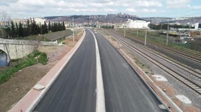 Salim Dervişoğlu Caddesi'nde 3. Etap Çalışmaları Başladı