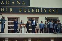 HÜSEYIN SÖZLÜ - Adana'da Zeydan Karalar Dönemi Başladı