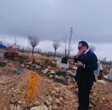 Donarak Hayatını Kaybeden Afgan Gencin Mezarını Ağrılı İşadamı Yaptıracak