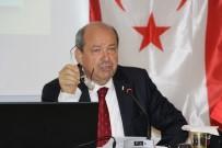 BAYıNDıRLıK VE İSKAN BAKANı - KKTC Ulusal Birlik Partisi Genel Başkanı Tatar Açıklaması 'Kıbrıs'ın Türkiye'den Kopmasına Asla Müsaade Etmeyeceğiz'