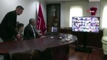 SKYPE - Emniyet Müdürü Polis Çocukları İle Skype Üzerinden Toplantı Yaptı