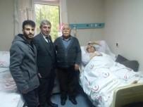 BILECIK MERKEZ - Başkan Ocak'ın Hasta Ziyareti