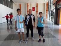 Baykal'dan Başarılı Sporculara Tebrik