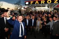 MURAT ZORLUOĞLU - Genç Açıklaması 'Türkiye'de Mevcut Belediye Başkanları Arasında Oyları Artıran İkinci Belediyeyiz'