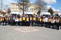 Sağlık Bakanlığı'ndan Kırşehir'e 8 Ambulans