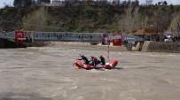 Rafting Milli Takım Seçmeleri Tamamlandı