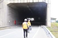 Göçük Nedeniyle Kapanan Tünelin Göçükten Temizlenmesi İçin İhaleye Yapılacak