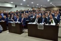 HÜSEYIN SÖZLÜ - Adana Büyükşehir Belediye Meclisi Dualarla Açıldı