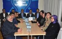 AK Parti'den Sarayönü İlçesine Ziyaret