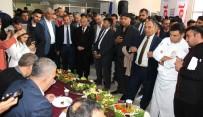 MUSTAFA POLAT - Çiğköfte Diyarı Adıyaman'da Çiğköfteler Yarıştı