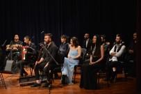 ELİF DEMİRCİ - Hangimiz Sevmedik Türk Halk Müziği Konseri SAÜ'de Düzenlendi