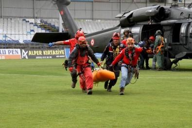 Paraşüt Kazasında Ölen Pilot Ve Yabancı Yolcunun Cenazeleri 21 Saat Sonra Kurtarıldı
