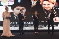 ŞEBNEM BOZOKLU - Türkiye Marka Ödülleri Sahipleriyle Buluştu