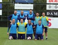MARCO AURELIO - Fenerbahçeli Eski Futbolcular Maç Yaptı