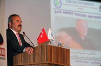 SELAHATTİN KARAAHMETOĞLU - Şair Ahmet Kaçar'ın Son Güftesi Bestelendi