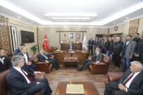 Başkan Büyükkılıç; İncesu, Yeşilhisar, Yahyalı Ve Develi İlçelerini Ziyaret Etti