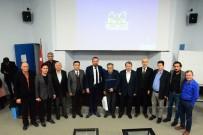 MEHMET BAYRAKTAR - PAÜ'de 'Müslüman Bilim Adamlarının Bilim Ve Teknolojiye Katkıları' Konferansı