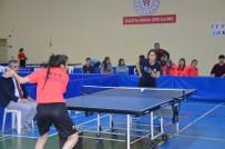 YURTKUR - Yurtkur 24. Masa Tenisi Turnuvası Grup Elemeleri Müsabakaları