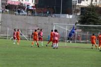 Nevşehir 1. Amatör Lig Şampiyonu Suvermez Kalespor Oldu