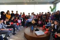SADETTIN SARAN - Saran Grup, 23 Nisan Etkinliğinde 60 Çocuğa İstanbul'u Gezdirdi
