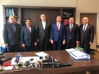 Milletvekili Mustafa Kendirli'den İlçe Belediye Başkanlarına Yatırım Taahhüdü
